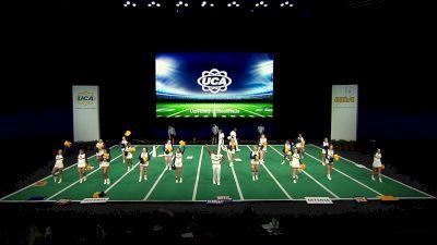 University of Montevallo [2021 Small Coed Game Day Semis] 2021 UCA & UDA College Cheerleading & Dance Team National Championship