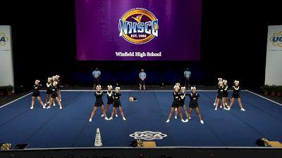 Winfield High School [2021 Medium Non Tumbling Finals] 2021 UCA National High School Cheerleading Championship