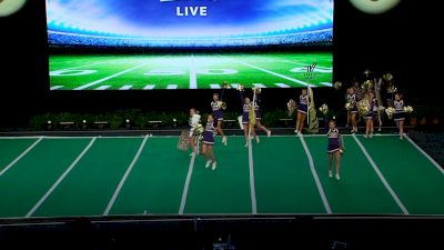 Spring Station Middle School [2021 Junior Game Day Live Semis] 2021 UCA National High School Cheerleading Championship