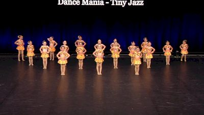 Dance Mania - Tiny Jazz [2021 Tiny Jazz Finals] 2021 The Dance Summit