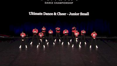Ultimate Dance & Cheer - Junior Small [2021 Junior Hip Hop - Small Semis] 2021 The Dance Summit