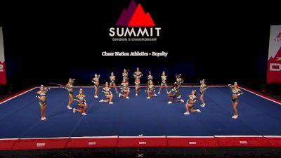 Cheer Nation Athletics - Royalty [2021 L4.2 Senior Coed - Small Semis] 2021 The D2 Summit