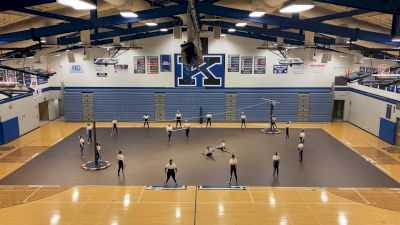 Worthington Kilbourne Varsity Winter Guard - Walking the Tightrope