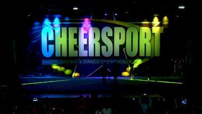 Infinity Allstars - Legacy [2021 L6 International Open Coed - NT Day 2] 2021 CHEERSPORT National Cheerleading Championship