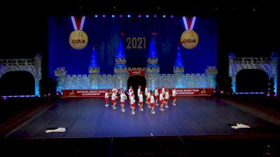 ORDTTA [2021 Junior - Hip Hop Semis] 2021 UDA National Dance Team Championship