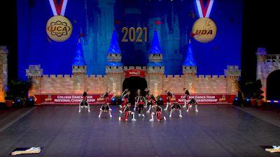 Temple University [2021 Division IA Hip Hop Finals] 2021 UCA & UDA College Cheerleading & Dance Team National Championship