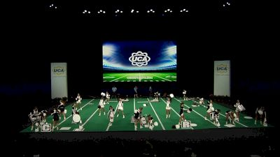 Central High School [2021 Large Non Tumbling Game Day Semis] 2021 UCA National High School Cheerleading Championship