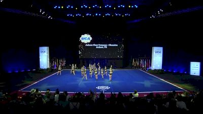 Jackson Cheer Company - Obsession [2020 L3 Senior Coed - Small] 2020 UCA International All Star Championship
