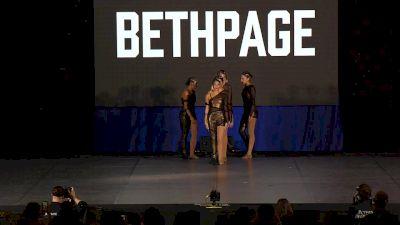 Bethpage Golden Girls [2020 Small Varsity Kick Prelims] 2020 NDA High School Nationals