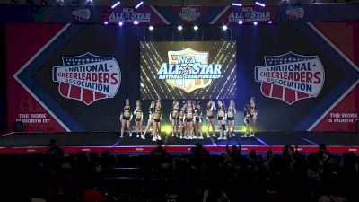 Beyond All Stars - Crush [2020 L3 Small Senior D2 Day 2] 2020 NCA All-Star Nationals