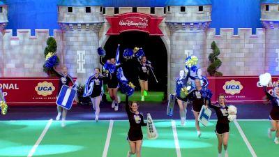 Wilson Central High School [2020 Medium Game Day Division I Finals] 2020 UCA National High School Cheerleading Championship