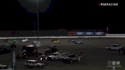 24/7 Replay: 2020 USAC Sprints at Ocala Night #1 Feature