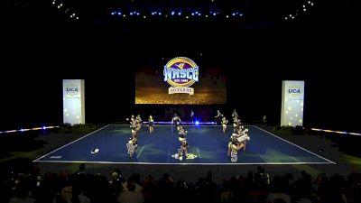 Brainerd High School [2020 Small Varsity Coed Non Tumbling Finals] 2020 UCA National High School Cheerleading Championship