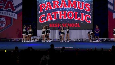 Paramus Catholic High School [2020 Novice Junior Varsity/Freshman Finals] 2020 NCA High School Nationals