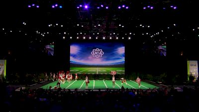 University of Nevada- Las Vegas [2019 All Girl Division IA Game Day Finals] UCA & UDA College Cheerleading and Dance Team National Championship