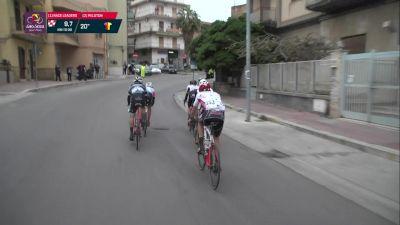 2019 Giro di Sicilia Stage 2 Final 10k