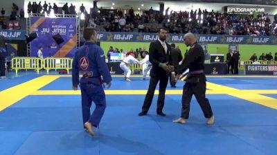 R. Filipini vs J. Victorio 2019 IBJJF European Championship
