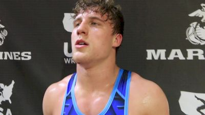 Trent Hidlay Gives Home Crowd A Lot To Cheer For