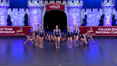 Stony Brook University [2019 Division I Jazz Semis] UCA & UDA College Cheerleading and Dance Team National Championship