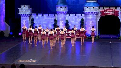 Missouri State University/Springfield [2019 Division I Pom Semis] UCA & UDA College Cheerleading and Dance Team National Championship