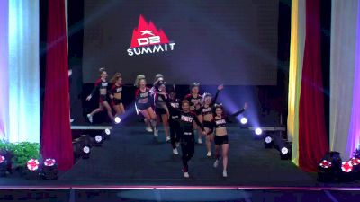 Hanover Elite - Code Red [2019 L5 Small Senior Restricted Coed Finals] 2019 The D2 Summit