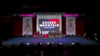 Desert Mountain High School [2019 Advanced High School Open Finals] NCA Senior & Junior High School National Championship