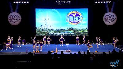 Bellevue West High School [2019 Large Varsity Non Building Finals] 2019 UCA National High School Cheerleading Championship
