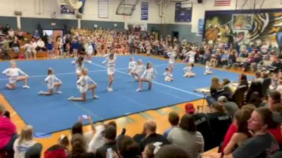 Deer Isle-Stonington Youth Cheerleading - Island Cheer [Level 1 L1 Performance Rec - Non-Affiliated (14Y)] 2020 The U.S. Finals Virtual Championship