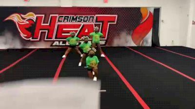 Cougars Competitive Cheer - Showcatz [Exhibition] 2021Varsity Recreational Virtual Challenge III