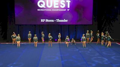 RP Storm - Thunder [2020 L3 Performance Rec - Non-Affiliated (14Y)] 2020 The Quest