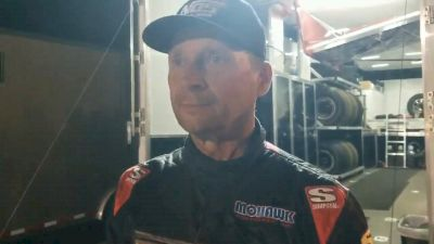 Dave Blaney Wins First World Of Outlaws Feature Since 1997