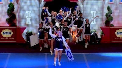 Grandview High School [2020 Large Varsity Division I Finals] 2020 UCA National High School Cheerleading Championship