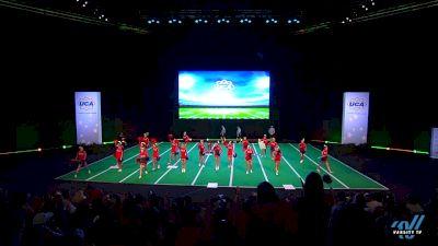 Vestavia Hills High School [2019 Game Day - Junior Varsity Finals] 2019 UCA National High School Cheerleading Championship