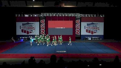 Ocean County College [2019 Intermediate All-Girl Division III Finals] 2019 NCA & NDA Collegiate Cheer and Dance Championship