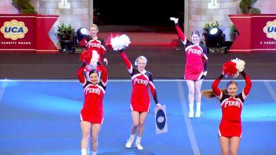 Perry County Central High School [2020 Medium Varsity Division II Finals] 2020 UCA National High School Cheerleading Championship