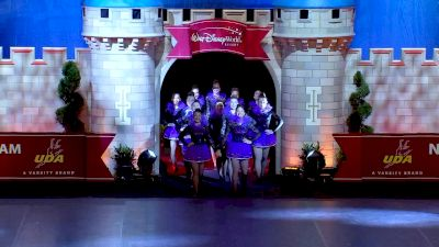 California High School [2020 Medium Jazz Finals] 2020 UDA National Dance Team Championship