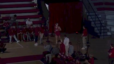 165 lbs Max Kristoff, SIU Edwardsville vs Dillon Hoey, Indiana