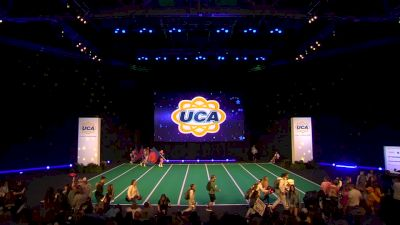 Auburn Mountainview High School [2020 Junior Varsity Non Tumbling Game Day Finals] 2020 UCA National High School Cheerleading Championship