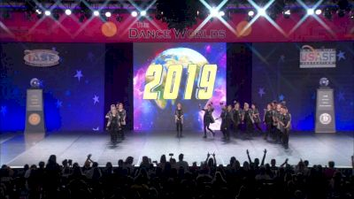 Pittsburgh Poison All Stars - Black Widows [2019 Senior Large Hip Hop Finals] 2019 The Dance Worlds