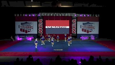 Curry College [2019 Intermediate All-Girl Division III Finals] 2019 NCA & NDA Collegiate Cheer and Dance Championship
