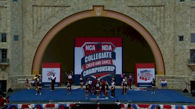 University of South Carolina - Columbia [2021 Advanced Large Coed IA Prelims] 2021 NCA & NDA Collegiate Cheer & Dance Championship