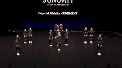 Imperial Athletics - REGIMENT [2021 Junior Coed Hip Hop - Large Semis] 2021 The Dance Summit