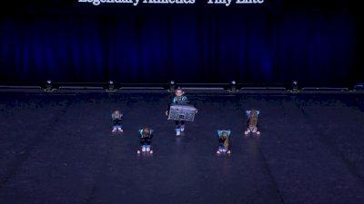 Legendary Athletics - Tiny Elite [2021 Tiny Hip Hop Semis] 2021 The Dance Summit