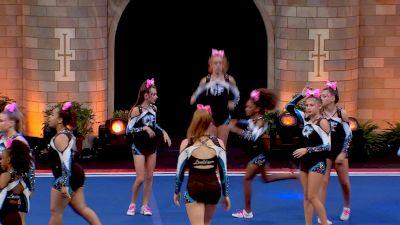 Louisiana Cheer Force - Pink [2021 L3 Junior - Medium Semis] 2021 The Summit
