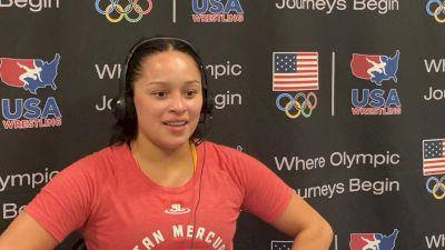 Gracie Figueroa: 2021 U.S. National Champion (WFS 62 kg)