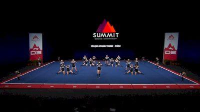 Oregon Dream Teams - Fame [2021 L3 Junior - Medium Finals] 2021 The D2 Summit