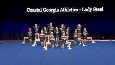 Coastal Georgia Athletics - Lady Steel [2021 L3 Junior - Small Wild Card] 2021 The D2 Summit