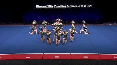 Element Elite Tumbling & Cheer - OXYGEN [2021 L4 Junior - Small Wild Card] 2021 The D2 Summit