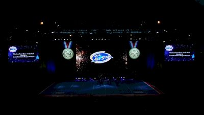 Titanium Force Cheer - Code Black [2021 L4 Senior - Medium Day 2] 2021 UCA International All Star Championship