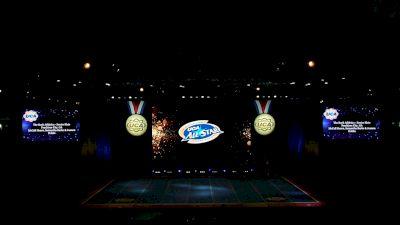 The Rock Athletics - Senior Slate [2021 L4 Senior - D2 - Small Day 1] 2021 UCA International All Star Championship